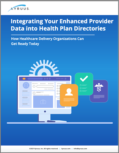 Health Plan Integration Get Ready Guide COVER