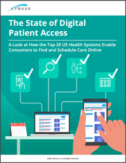 Kyruus - The State of Digital Patient Access Guide screenshot-1