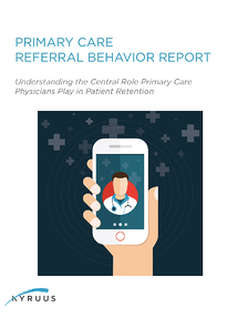 Primary Care Referral Behavior Report