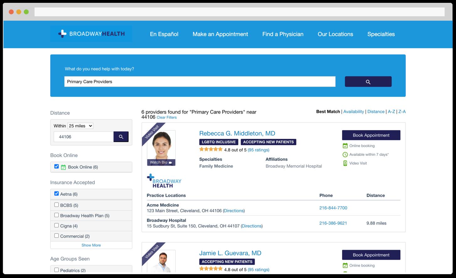 MedGroup-Website-SearchResults