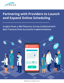 Partnering with Providers to Launch and Expand Online Scheduling-pdf