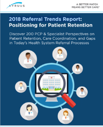 2018 Referral Trends Report