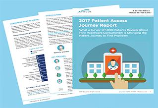 Patient Access Journey Report