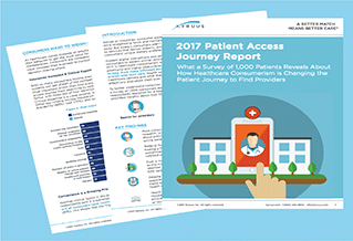 Patient Access Journey Report