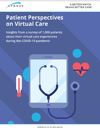 Patient Perspectives on Virtual Care PDF