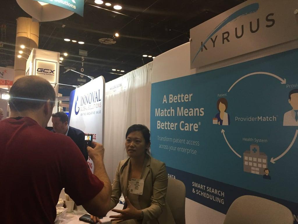 Julie Yoo Talks Patient Access