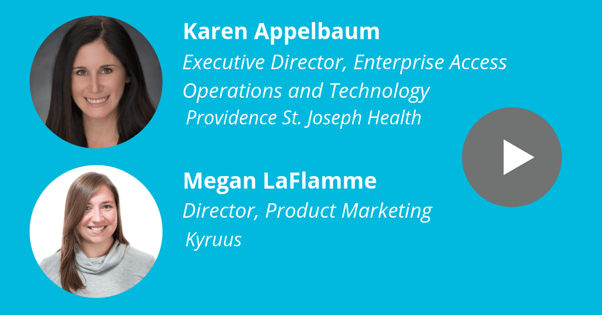 New Insights Into How Consumers Access Care - And What They Mean for Health Systems - Webinar - Kyruus