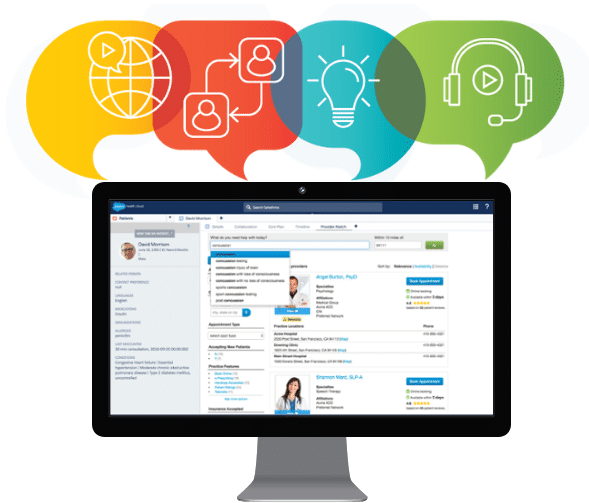 DELIVERING AN END-TO-END PATIENT ACCESS EXPERIENCE