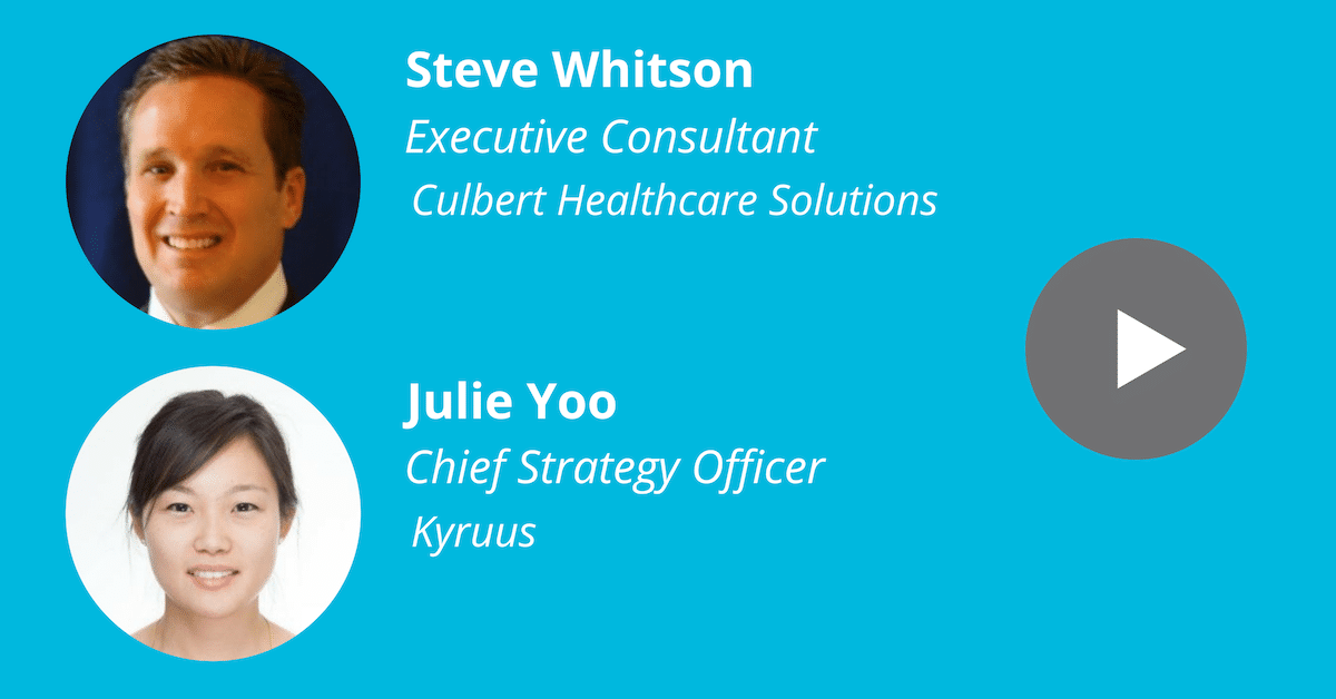WEBINAR - CENTRALIZING PATIENT ACCESS - TECHNOLOGY FOR A SUCCESSFUL TRANSITION - Kyruus
