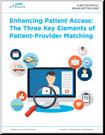 Patient-Provider Matching WP Screenshot