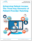 Patient-Provider Matching WP Screenshot