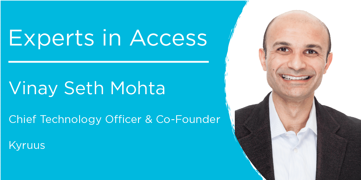 Vinay Seth Mohta - Experts in Patient Access