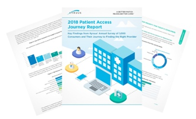 Download 2018 Patient Access Journey Research Report