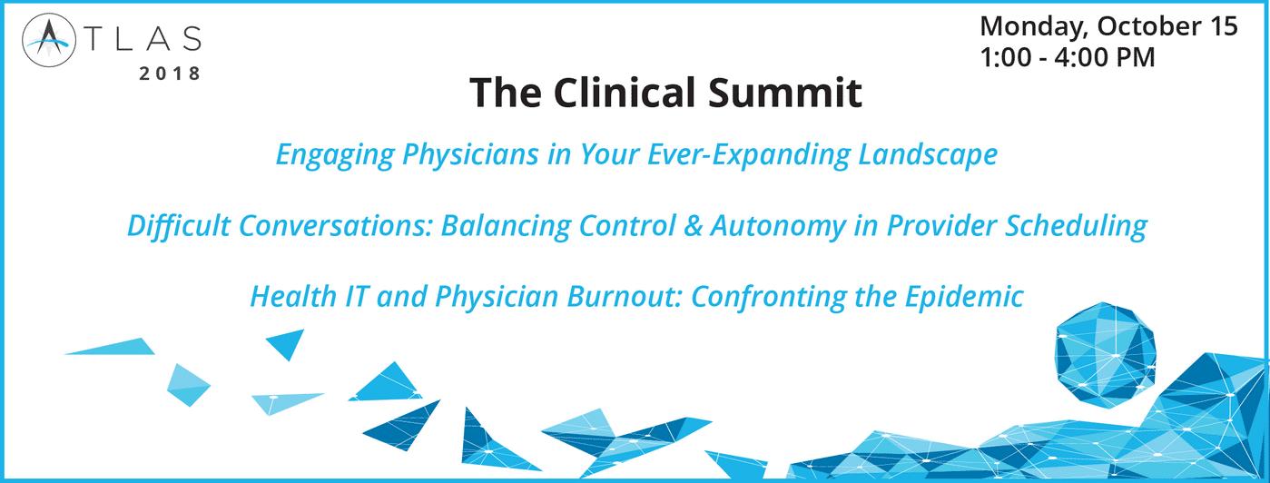 ATLAS2018_ClinicalSummit