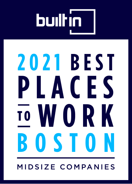 Best Places to Work Boston 2021