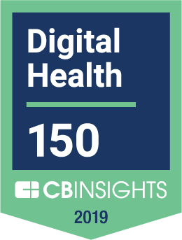 CBInsights Digital Health 150 Award 2019