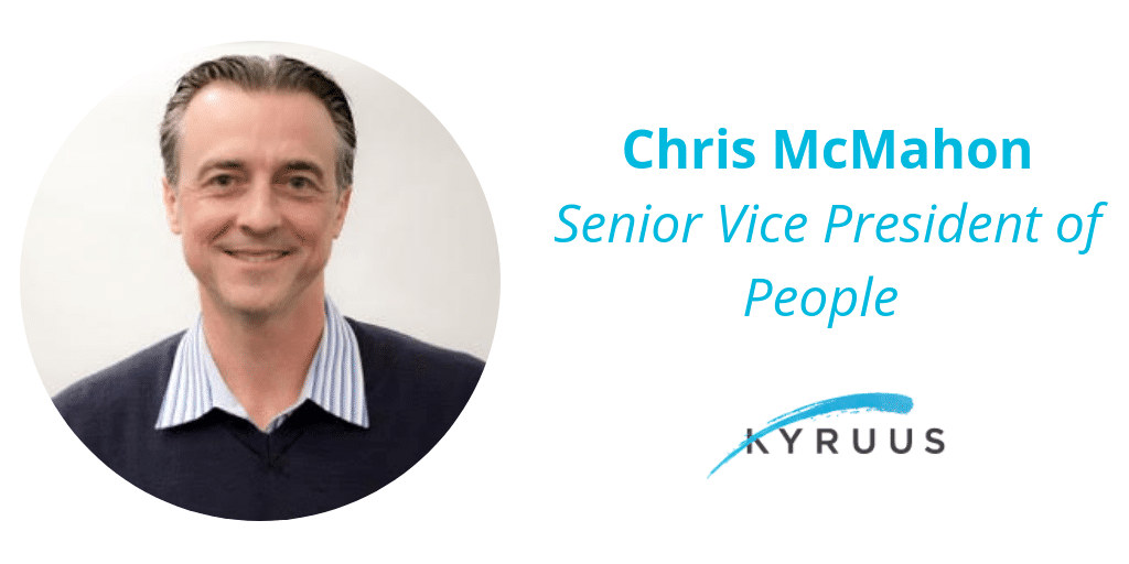 Kyruus Announces Appointment of Chris McMahon as Senior Vice President of People