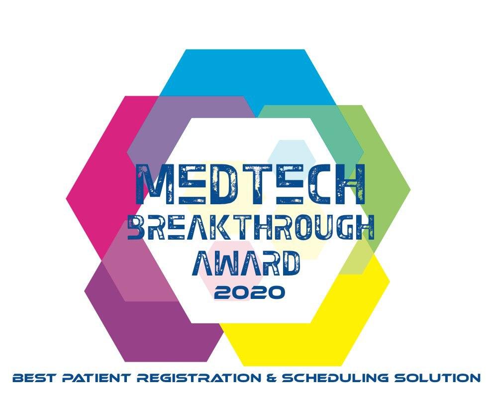 MedTech Breakthrough Award 2020 - Patient Registration