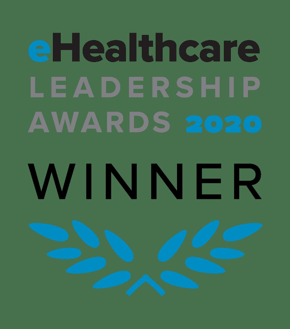 eHealthcare Leadership Award 2020