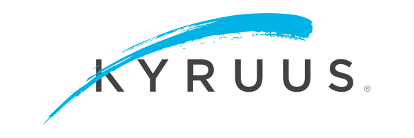 kyruus logo with registered trademark