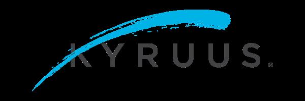 kyruus logo with registered trademark